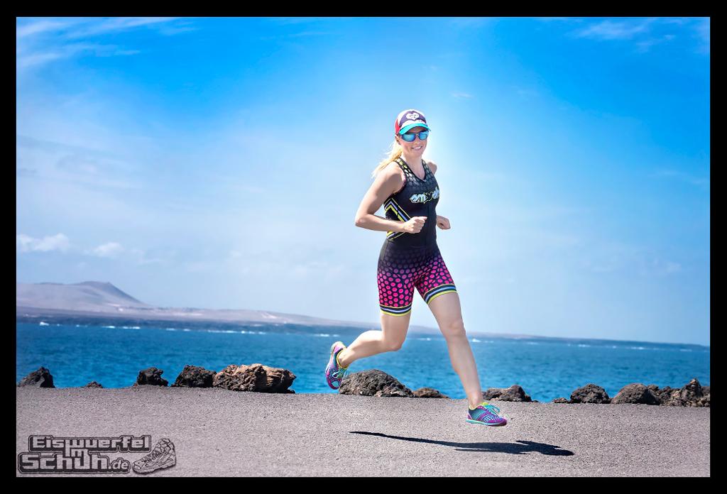 EISWUERFELIMSCHUH - Lanzarote Triathlon Training Salming Bigwave Smashfest FR630