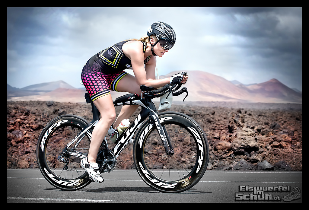EISWUERFELIMSCHUH - Lanzarote Triathlon Training Smashfestqueen FR630 Fuji Zipp 1