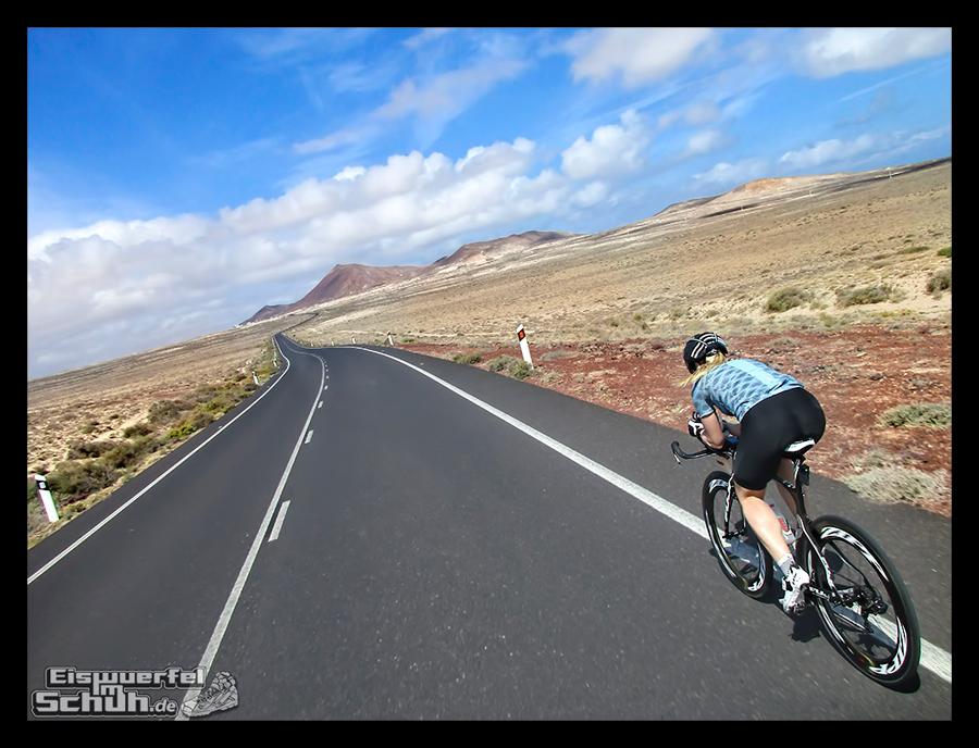 EISWUERFELIMSCHUH - Radgeschichten Lanzarote Triathlon Training 009
