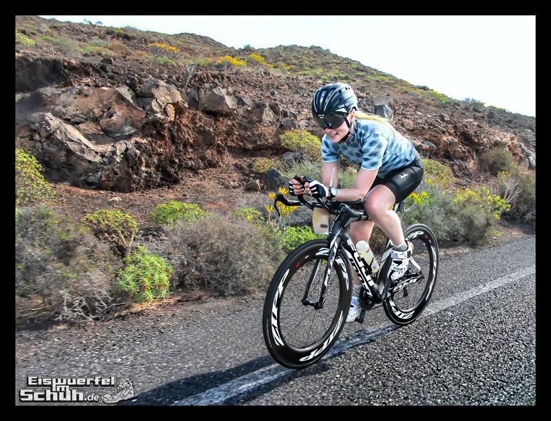 EISWUERFELIMSCHUH - Radgeschichten Lanzarote Triathlon Training 013