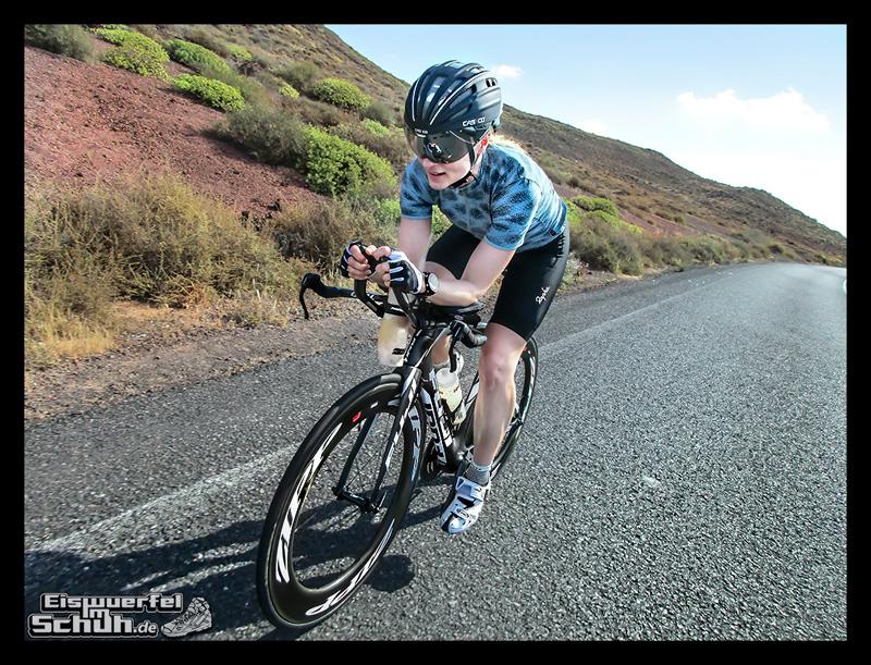 EISWUERFELIMSCHUH - Radgeschichten Lanzarote Triathlon Training 014