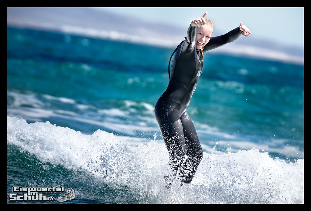 EISWUERFELIMSCHUH - Surfgeschichten Lanzarote Famara Surfen Kite I (62)